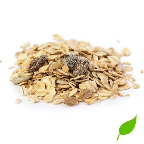 céréales du matin sans gras bio