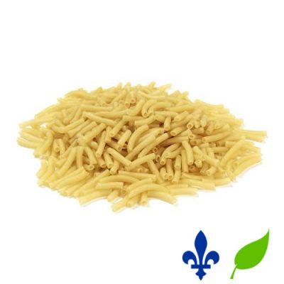macaroni de quinoa blanc