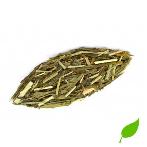 thé vert citron et menthe