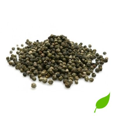 poivre vert déshydraté bio