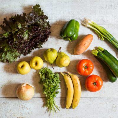 Panier de fruits et légumes biologiques - 1 personne