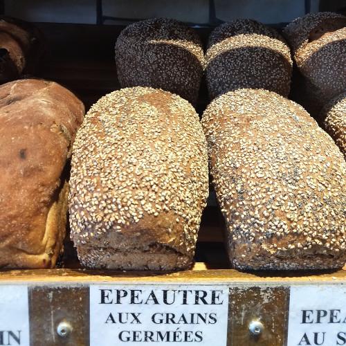 pain au levain bio